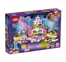 LEGO Friends, Concurs de cofetari, 41393, 361 piese