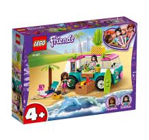 LEGO Friends, Camion cu racoritoare 41397