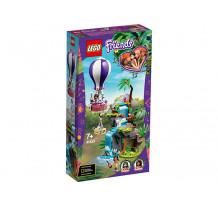 LEGO Friends, Salvarea tigrului cu balonul 41423, 302 piese