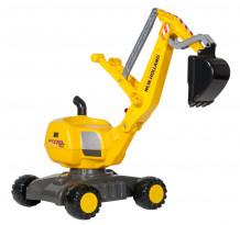 Excavator cu roti Rolly Toys, New Holland