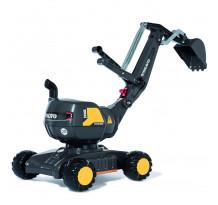 Excavator cu roti Rolly Toys 421152, Volvo EW160