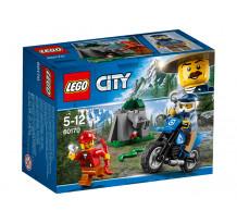 LEGO City, Urmarire cu masina de teren, 60170