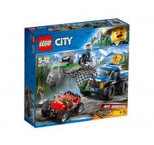 LEGO City, Goana pe teren accidentat, 60172