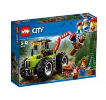 LEGO City, Tractor de padure, 60181