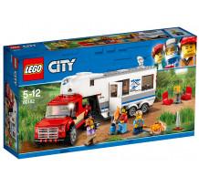LEGO City, Camioneta si rulota, 60182