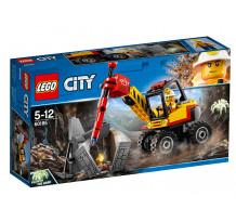 LEGO City, Mining Ciocan pneumatic pentru minerit, 60185