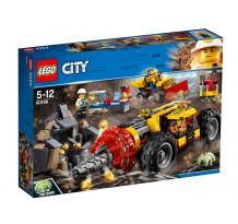 LEGO City, Mining Foreza de minerit de mare putere, 60186