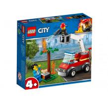 LEGO City Fire, Stingerea incendiului de la gratar 60212