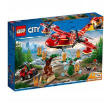 LEGO City, Avionul pompierilor, 60217