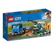 LEGO City, Transportor de seceratoare 60223