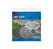 LEGO City, Curba si intersectie, 60237