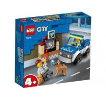 LEGO City Police, Unitate de politie canina 60241