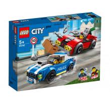 LEGO City Police, Arest pe autostrada 60242