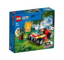 LEGO City Fire, Incendiu de padure 60247