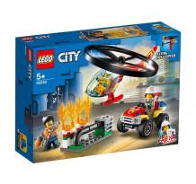 LEGO City Fire, Interventie cu elicopterul de pompieri 60248