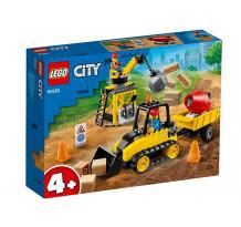 LEGO City, Buldozer pentru constructii 60252