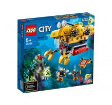 LEGO City, Submarin de explorare a oceanului 60264