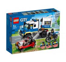 LEGO City Police, Transportul prizonierilor politiei 60276, 244 piese