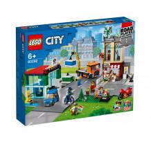 LEGO City Community, Centrul orasului 60292, 790 piese