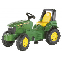 700028 - Tractor cu pedale Rolly Toys, John Deere 7930