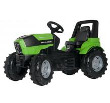 Tractor cu pedale Rolly Toys, Deutz-Fahr Agrotron 7250 TTV