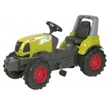 Tractor cu pedale Rolly Toys, Claas Arion 640
