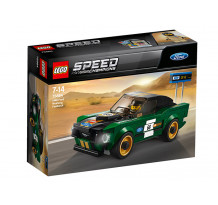 LEGO Speed Champions, 1968 Ford Mustang Fastback 75884