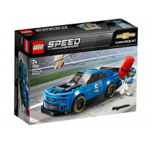 LEGO Speed Champions, Masina de curse Chevrolet Camaro ZL1, 75891