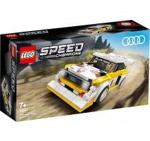 LEGO Speed Champions, Audi Sport quattro S1, 76897