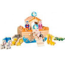 Arca lui Noe din lemn