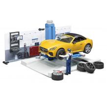 Atelier service auto Bruder