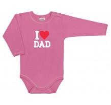 Body bebelusi, I love dad, roz