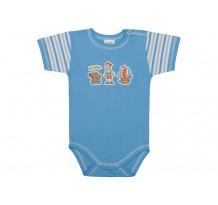 Body bebe cu capsa simpla la umar /PO6