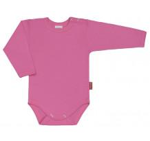 Body cu maneca lunga, roz, PO2