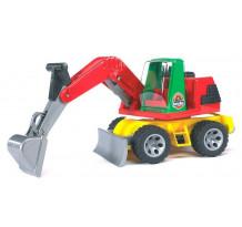 Excavator Bruder Roadmax