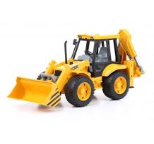 Buldoexcavator JCB 4CX, Bruder 02428