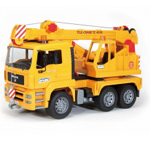 Camion cu macara MAN, Bruder 02754