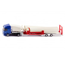 Camion Mercedes Actros transport eoliana, Siku 3935, 1:50