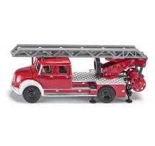 Camion pompieri de epoca Magirus cu scara, Siku