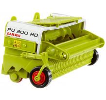 Capet de recoltat pentru combine, Claas Pick Up 300HD, Bruder 02325