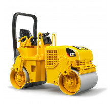 Compactor Caterpillar pentru sol si asfalt, Bruder