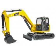 Excavator Cat Minibagger, Bruder 02456
