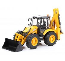 Buldoexcavator JCB 5CX Eco, Bruder 02454