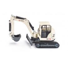 Excavator Terex TC75, Siku 3521