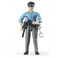 Figurina barbat politist, Bruder bworld