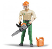 Figurina muncitor forestier, Bruder bworld
