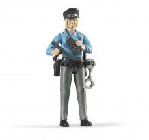 Figurina femeie politist cu accesorii, Bruder bworld