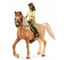 Figurina Horse Club, Sarah si Mystery, Schleich 42517