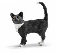 Figurina Schleich 13770, Pisica stand in picioare