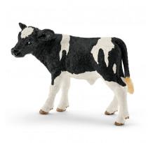 Figurina Schleich 13798, Vitel Holstein